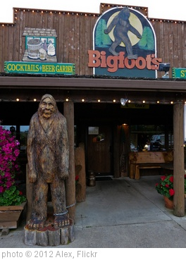 'Bigfoot's' photo (c) 2012, Alex - license: http://creativecommons.org/licenses/by/2.0/