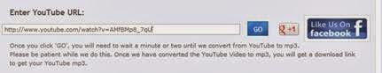 Converter online youtube