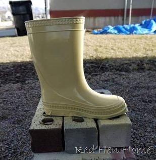 boots, enamel, Rachel 004