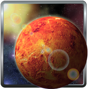Unreal Space HD - customize your phone's background with stellar 3D