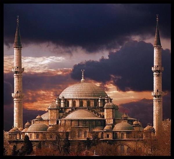 مسجد محمد الفاتح