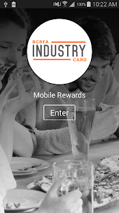 Industry Card - screenshot