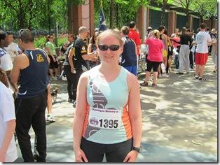 NYPD Memorial Run 5.20
