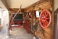 馬車とか、蹄鉄とか飾られてる小物がよいねえ