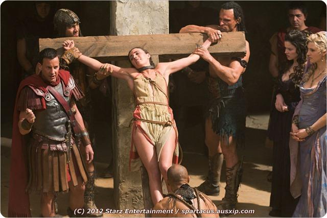 spartacus la serie