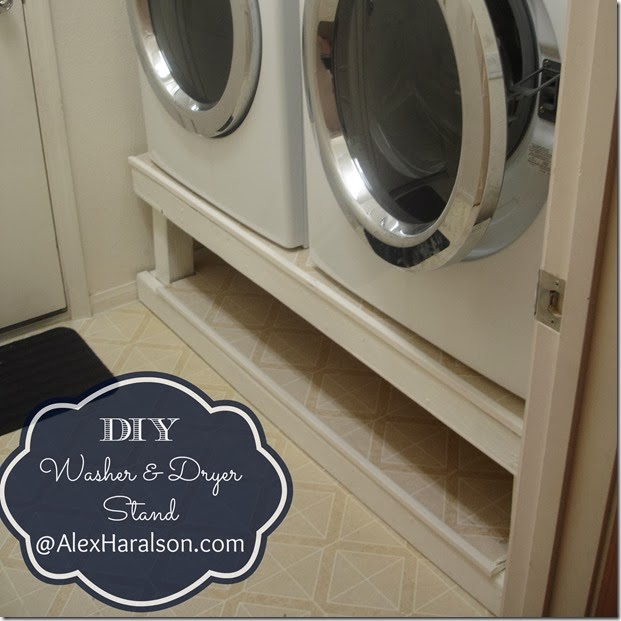 Washer Dryer Stand15