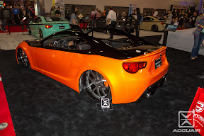 Drag Cartel built FRS equipped with AccuAir e-Level.