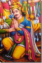 King Yudhishthira