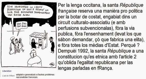 nacionalisme francés e dreit lingüistic
