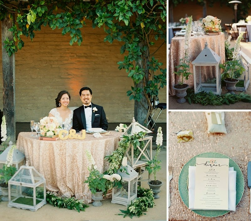 31 Oak and the Owl _ Sweetheart Table Design