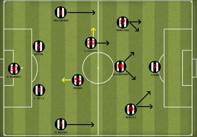 Atlético-MG 2012