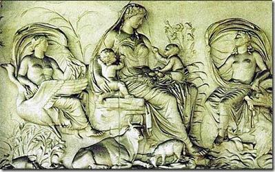 goddess Tellus