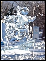 Ice Man Cometh