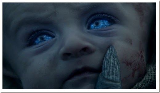 Baby white walkers