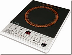 Amazon : Wipro Cuisino IC0001 1900-Watt Induction Cooktop at Rs.1599