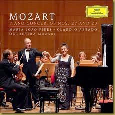 Mozart 27 Pires Abbado