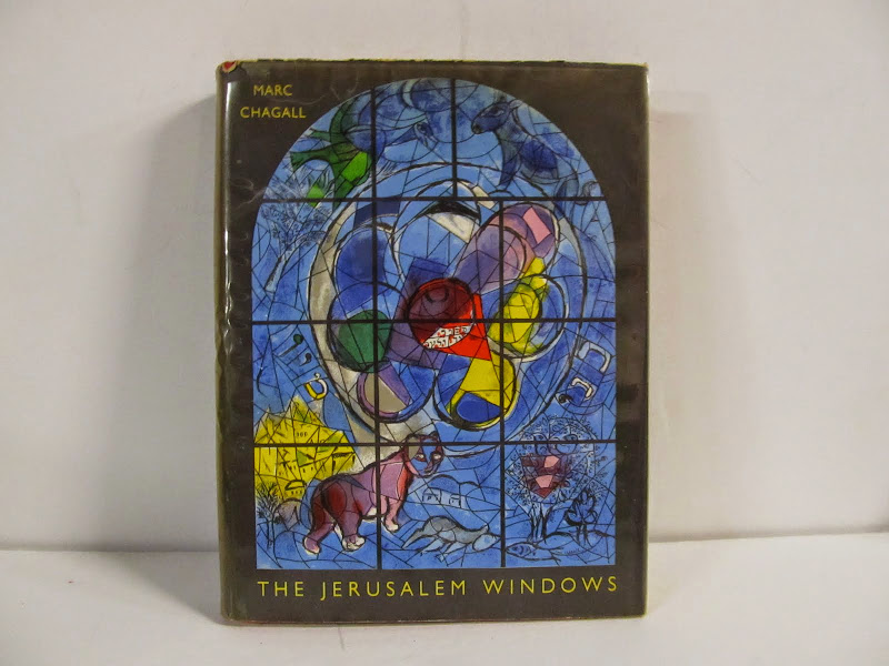 Chagall Jerusalem Windows 