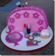 Makke up Cake
