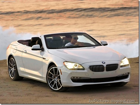BMW 650i Convertible 3