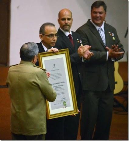 Diploma a Antonio