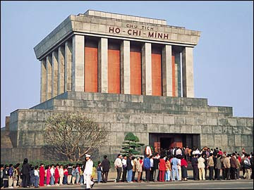 Mausoleu Hanoi