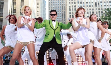 Gangnam Style от Psy