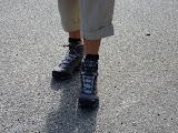 Des chaussures neuves pour cette rando! à qui?