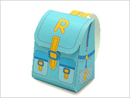 Оригами поделка портфель 88