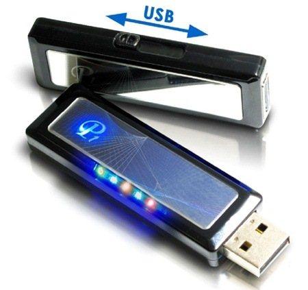 Las memorias USB