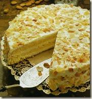 Torta Madame Pompadour