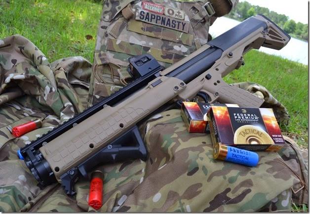 Kel-tec Ksg 12 Gauge Shotgun Kel-tec Ksg 12 Gauge Pump