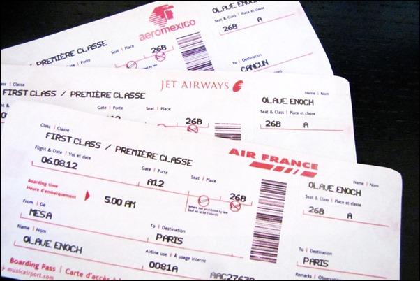 تذاكر طيران
