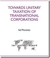 TOWARDS UNITARY Taxation