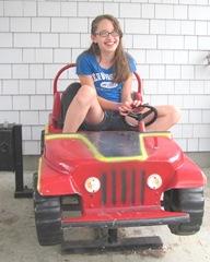 Tony Kent go carts..lily jeep 10