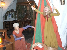 Warwick Castle - The Kingmaker Exhibition (3)