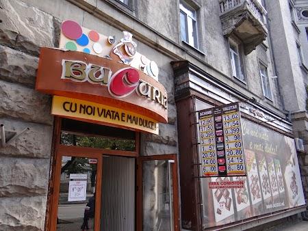 Obiective turistice Chisinau: Magazin Bucuria