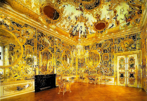 Mirror Room at the Wurzburg Residenz