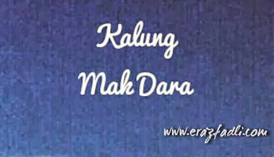 Cerekarama TV3 Drama Kalung Mak Dara