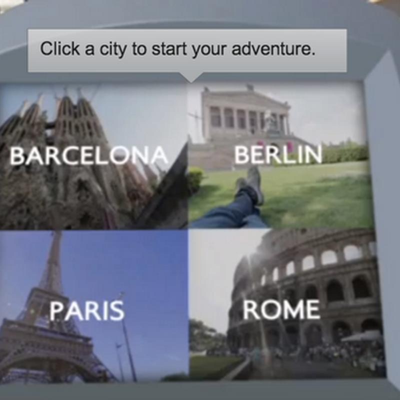 Descubre yourope (viaje por Europa)