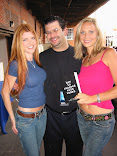 Ron Louis With Playboy Tv S Heather Grannath And Juli Ashton