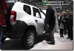 Dacia Duster Basis 14