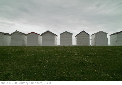 'Huts' photo (c) 2008, Antony Shepherd - license: http://creativecommons.org/licenses/by-nd/2.0/