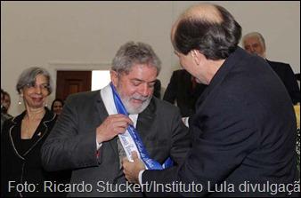 "Lula recebe título de Doutor ""Honoris Causa"" da UFBA. Foto: Ricardo Stuckert/Instituto Lula."