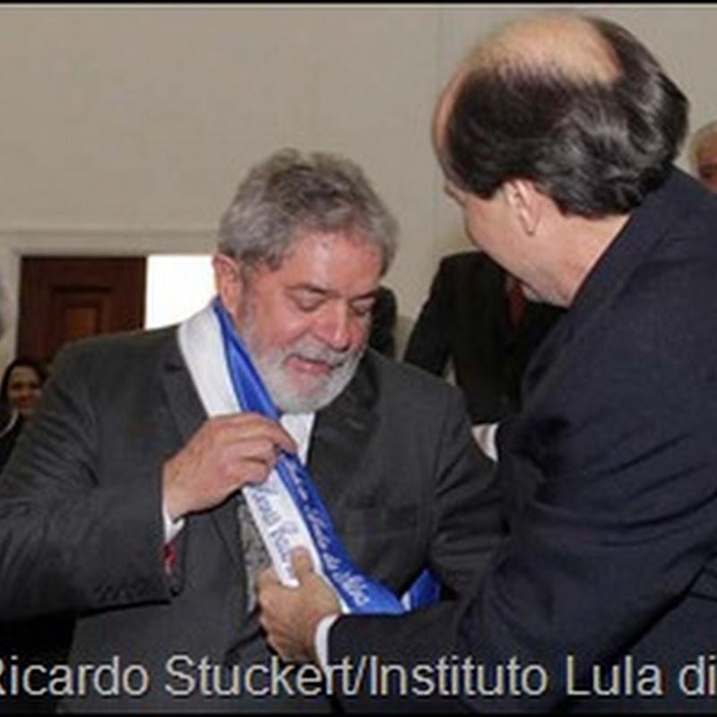 Luiz Inácio Lula da Silva: Doutor Honoris Causa