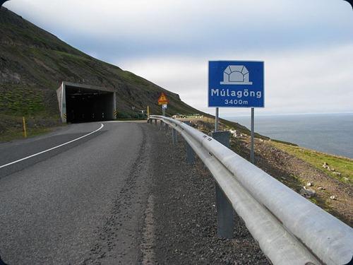 Iceland Múlagöng-east2010