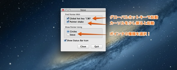 Mac app productivity steve1