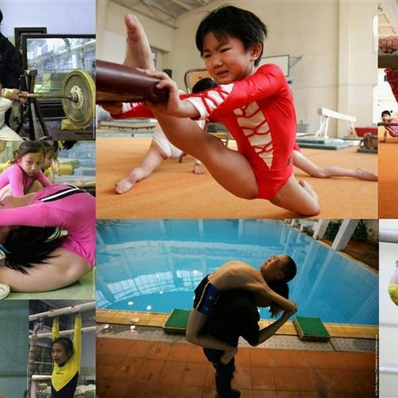 Chinese Sports School: Training or Torture?