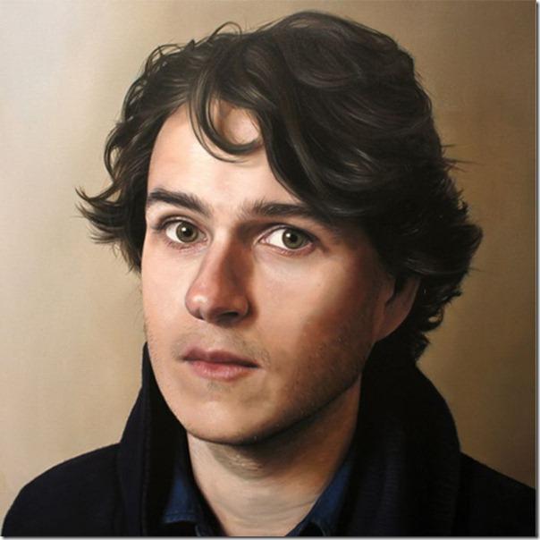 Pinturas realistas por Joe Simpson (4)