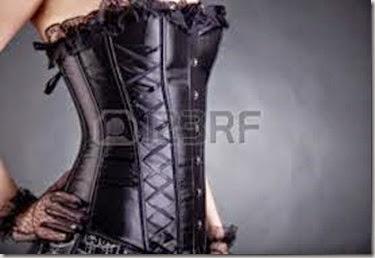 black corset 2