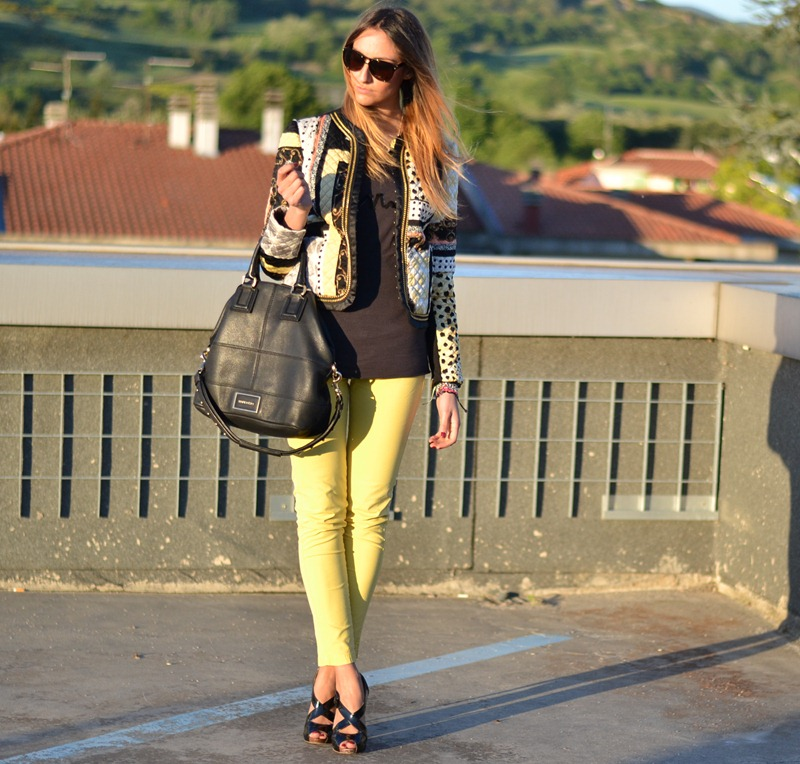 Rinascimento, Mango, Givenchy, Le Silla, Lanvin, Fashion Blogger, Italian fashion Bloggers